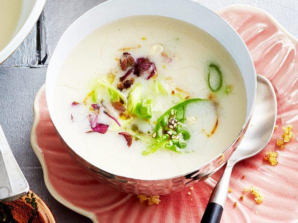 Fernköstliche Kokossuppe Rezept