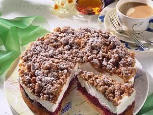 Festliche Kirsch-Tiramisu-Torte Rezept