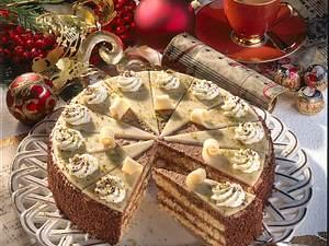 Festliche Mozart-Torte Rezept