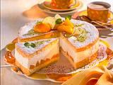 Festliche Pfirsich-Limetten-Torte Rezept