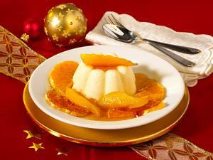 Festlicher Pudding Rezept