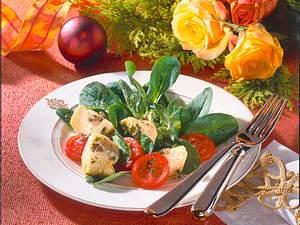 Festlicher Salat Rezept
