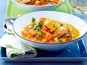 Feuriges Fischcurry Rezept