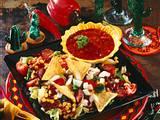 Feuriger Bohnen-Salat Rezept