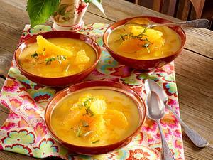 Fiesta Mexicana: Orangen-Frischkäse-Flans Rezept