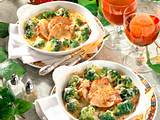 Filet-Broccoli-Pfännchen Rezept