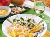 Fisch in Kokos-Mandel-Soße Rezept