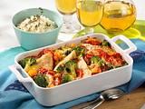 Fischauflauf mit Paprika und Broccoli Rezept