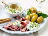 Fixe Frankfurter Soße zu Roastbeef Rezept