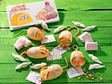 Fleißige Mäuse Rezept