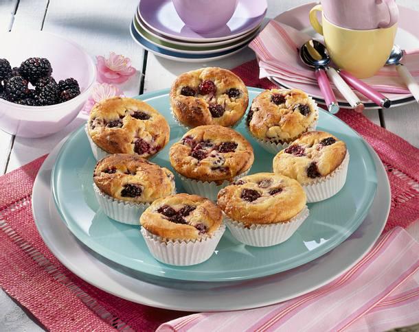 Frischkäse-Muffins Rezept
