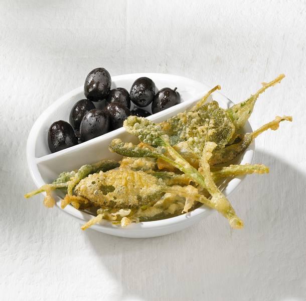 Frittierte Salbei-Mäuschen Rezept