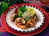 Frittiertes Gemüse in Weinteig Rezept