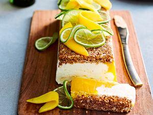Frozen Mango-Cheesecake Rezept