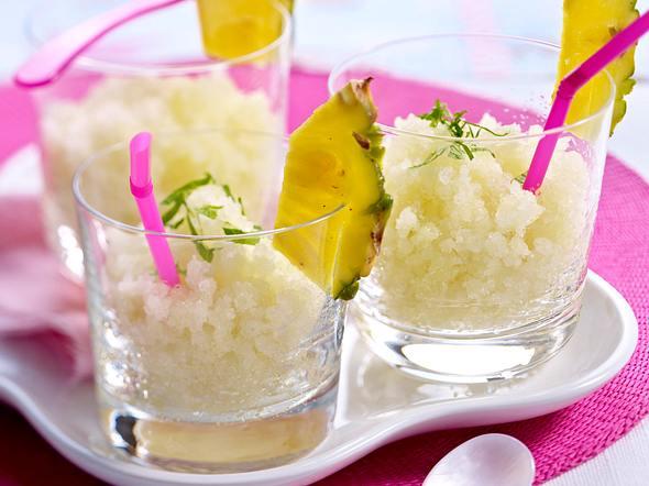 Frozen Mojito Rezept