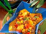 Fruchtig scharfes Lammcurry Rezept