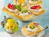 Fruchtige Oster-Schnitten (Diabetiker) Rezept