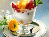 Fruchtige Quarkcreme Rezept