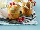 Fruchtiger Brotpudding im Weckglas Rezept