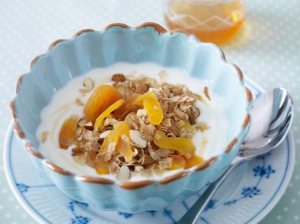 Fruchtiges Dinkelmüsli (Trennkost) Rezept