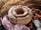 Früchte-Brotkranz Rezept