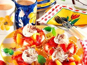 Früchte-Torteletts (Diabetiker) Rezept