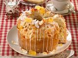 Früchtekuchen Typ Panettone Rezept