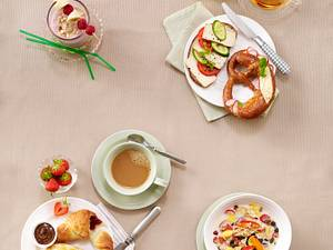 Frühstück: herzhaft Rezept