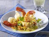 Garnelen-Kokos-Curry Rezept