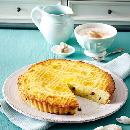 Gateau breton (Bretonischer Kuchen) Rezept
