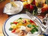 Gebratener Karpfen mit Kartoffelsalat Rezept