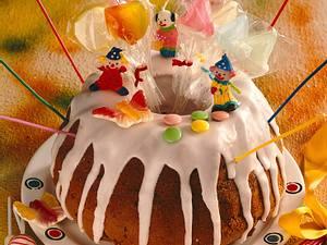 Geburtstags-Napfkuchen Rezept