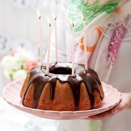 Geburtstags-Vanillegugelhupf Rezept