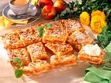 Gedeckter Nektarinen-Kuchen Rezept