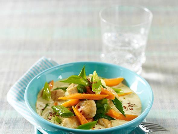 Geflügel-Curry Rezept