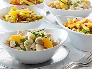 Geflügel-Salat Rezept