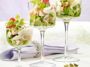 Geflügel-Spargel-Cocktail Rezept