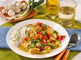 Geflügel-Thai-Curry Rezept