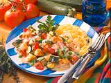 Geflügel-Zucchini-Pfanne Rezept