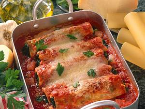 Gefüllte Cannelloni Rezept