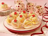 Gefüllte Herz-Muffins zum Muttertag Rezept