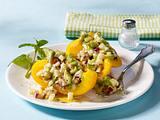 Gefüllte Paprika mit Avocado-Salsa Rezept