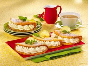 Gefüllte Zitronen-Limetten-Omeletts Rezept