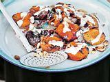Gegrillter Pfirsichsalat Rezept