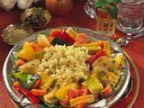 Gemüse Couscous Rezept