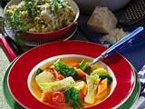 Gemüse-Eintopf mit Bulgur-Risotto Rezept