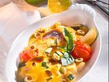 Gemüse-Fischpfännchen (Diabetiker) Rezept