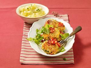 Gemüse-Frikadellen Rübli Rezept