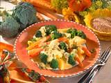 Gemüse in Senfsoße Rezept