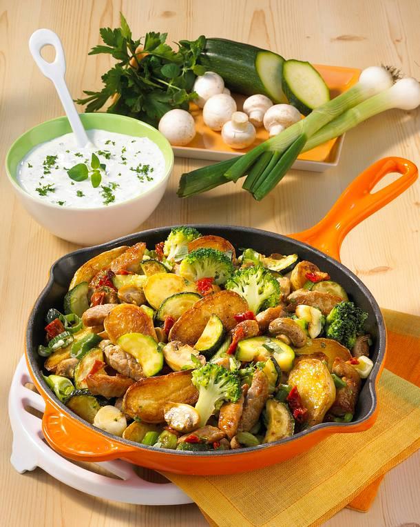 kartoffel gemüse rezepte